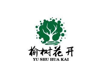榆树logo设计