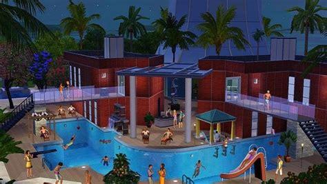 模拟人生3岛屿天堂晶锥岛