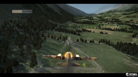 欧洲空战英雄起飞