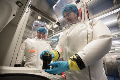 武汉病毒所p4实验室