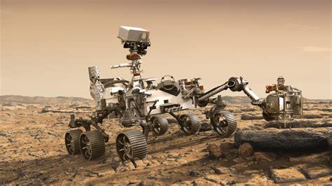 毅力号火星探测器