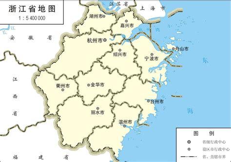 浙江几个市