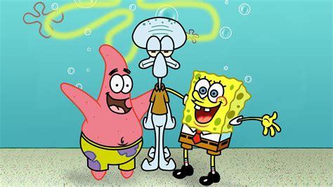海绵宝宝和章鱼哥送外卖