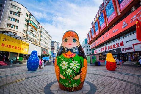 牡丹江美食一条街