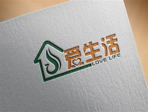 生活logo设计
