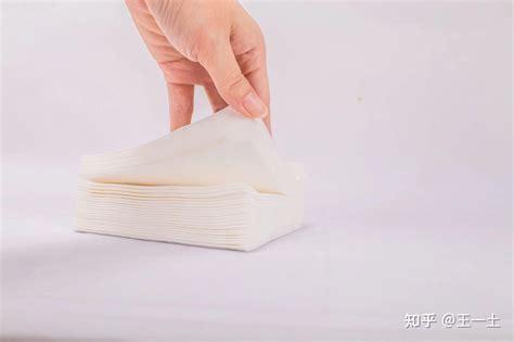 纸巾是不是很脏