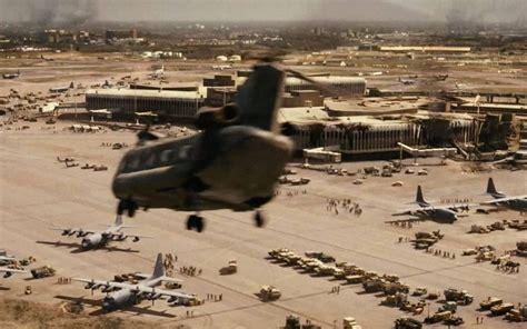 美军空袭伊拉克