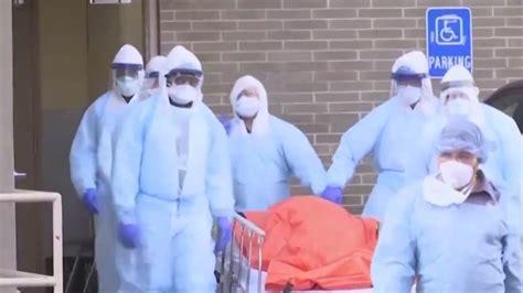 美国现新冠肺炎病例