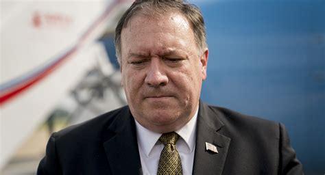 蓬佩奥具体说了中国什么