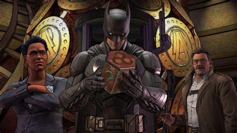 蝙蝠侠攻略