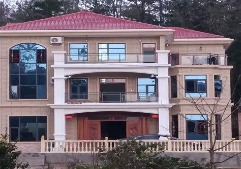 衡阳农村别墅设计公司