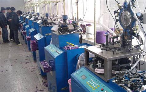 袜子机器生产设备多少钱一台