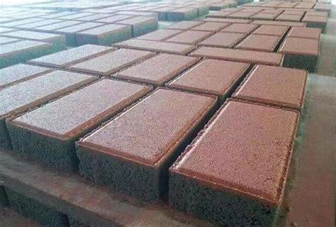 西昌透水砖
