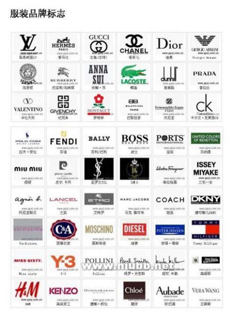 认识奢侈品标志