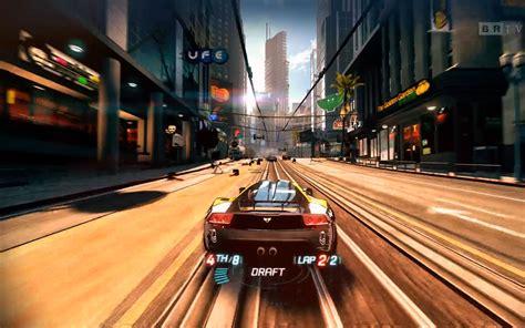 赛车类单机游戏