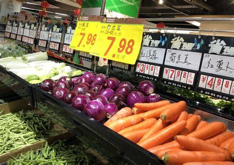 近期菜价上涨原因