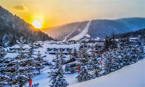 适合冬天旅游的地方