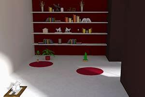 逃出红色房间