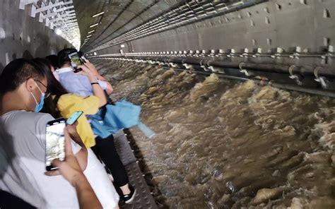 郑州地铁5号线被困