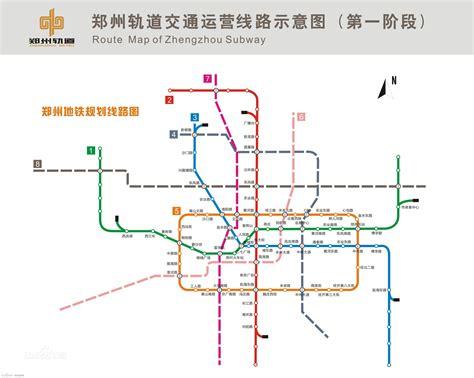 郑州市地铁5号线线路