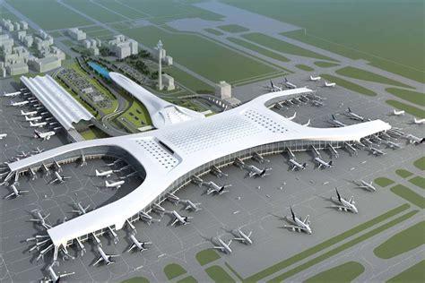 郑州新郑国际机场图片