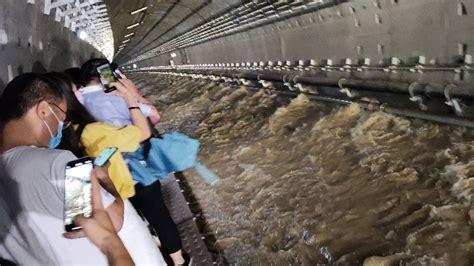 郑州暴雨地铁5号线