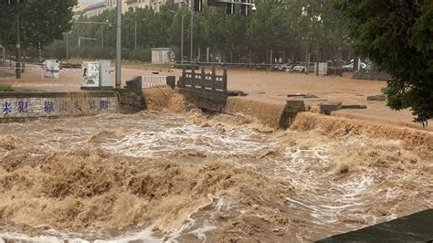 郑州特大暴雨
