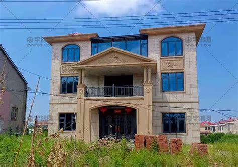 郴州别墅外观设计
