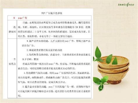 食品市场推广策划书
