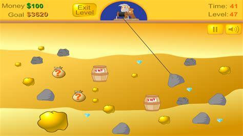 黄金矿工在线游戏