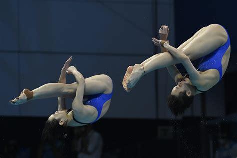2021跳水女子双人3米板决赛