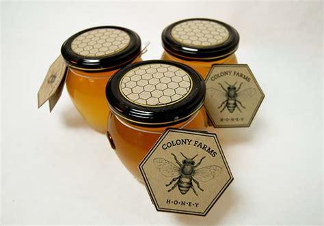 32个精美的蜂蜜包装设计