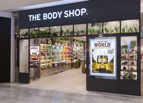 bodyshop专柜