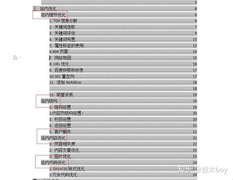 seo网站优化方案
