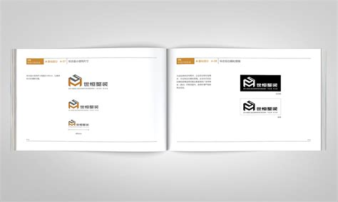 vi手册全套模板设计案例